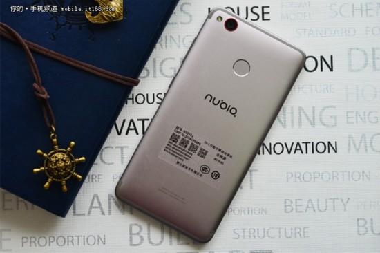 努比亞Z11miniS評測:新外觀新工藝