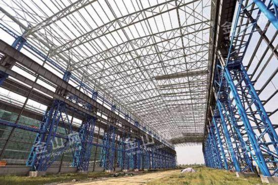 镇江加快建设船舶及海洋动力系统项目