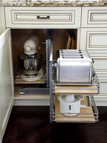 厨房收纳 你可能已经忽视的8个细节