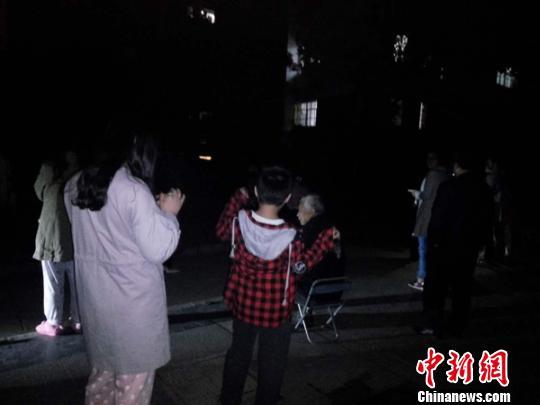 江苏射阳发生4.4级地震 盐城多地区震感明显(图