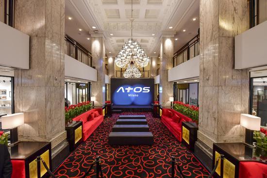 ATTOS Diamond Club耀世开业 推崇奢华私人定制