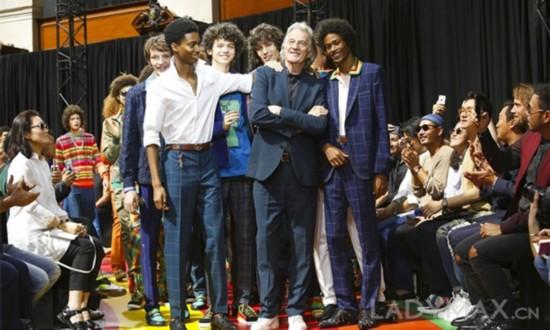 Paul Smith宣布2017年男女装系列发布合并于巴黎举办