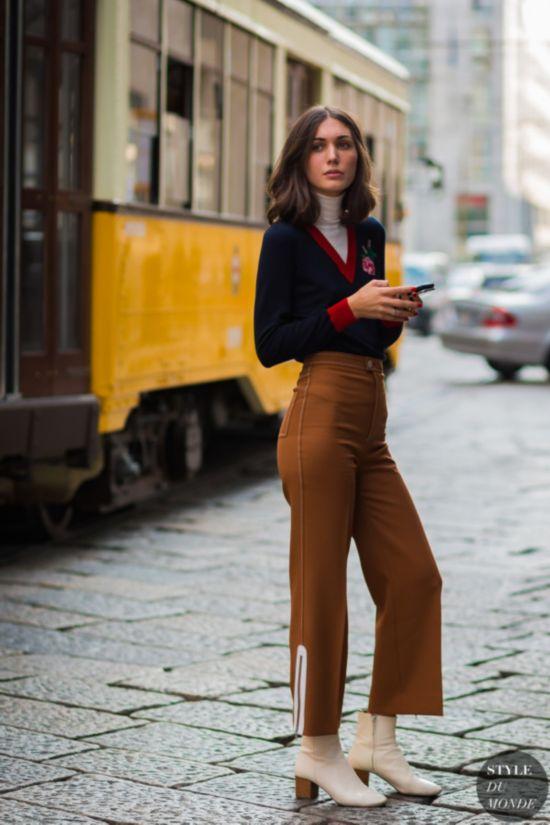 穿越多越显瘦?时尚圈几招秋冬心机穿法厉害了!