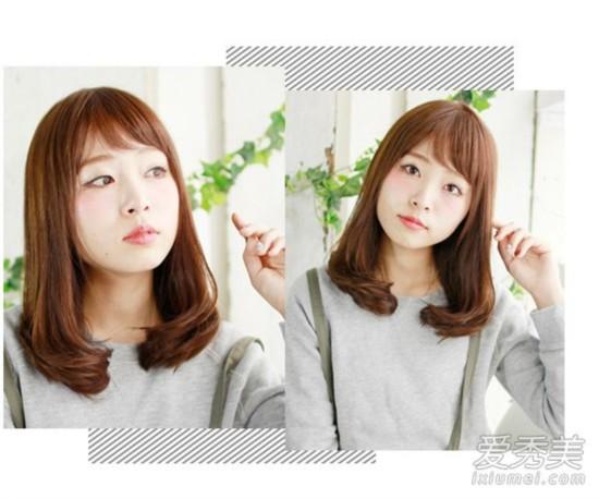 女生天生头发少?换对发型增加发量感