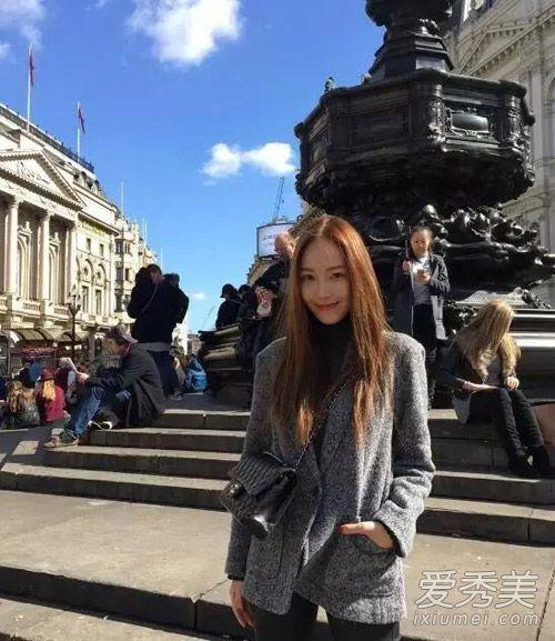 今年流行的头发女孩2016夏季3大潮流发色解可爱初中生颜色齐刘海图片