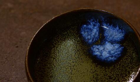 榆次窑复烧茶具