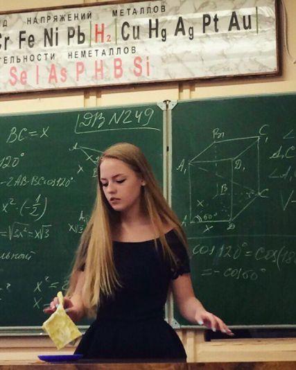 来和全球最美数学老师学游泳