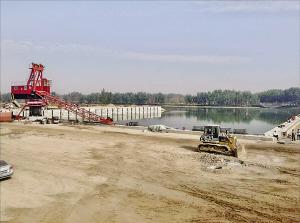 周口港区:打 天辰官网造内河国际港口全新平台