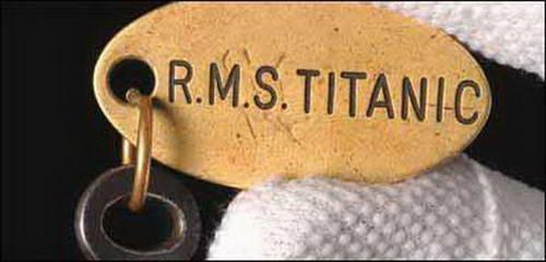 泰坦尼克钥匙拍卖超10万美金!盘点土豪们的最爱