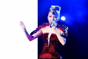 张韶涵:即使不唱歌 我的运气也不会太差