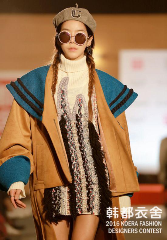 设计师大赛变幻品牌秀场 韩都衣舍即秀即买抢时装周风头