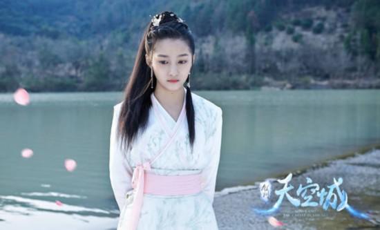 《九州天空城》今日开播 关晓彤张若昀初次见面就强吻