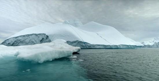 美摄影师用镜头展现北极梦幻之美