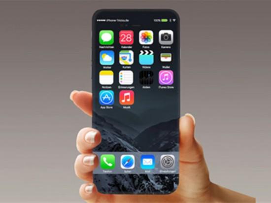 传苹果明年推三款iPhone8:全是玻璃外壳
