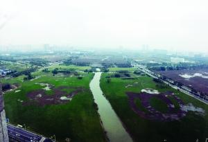 迎接物博会 无锡新吴区闲置地块上拆墙覆绿