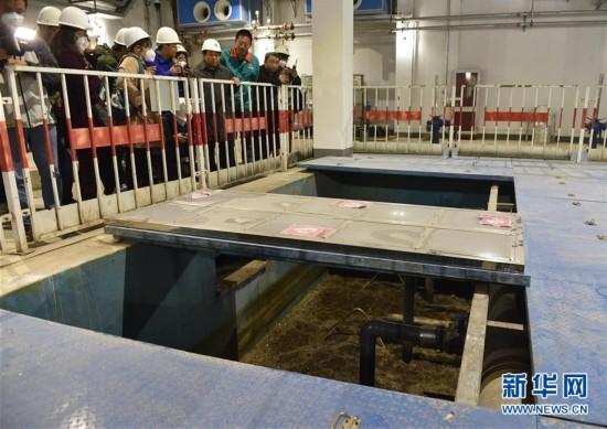 北京:亚洲最大全地下再生水厂通水运行
