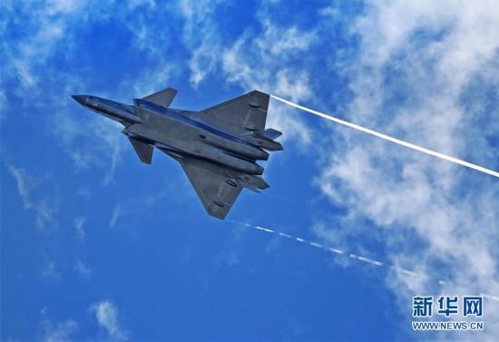 (图文互动)首次公开亮相!空军试飞员将驾歼-20参加第11届中国航展
