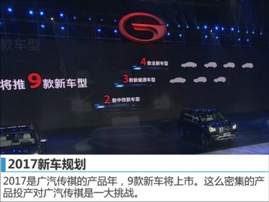 广汽传祺将推9款新车 挑战50万销量目标-图3