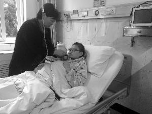 宿迁兄妹先后患上尿毒症 母亲:我的肾给你们