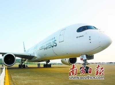 中国航展开幕在即:运-20震撼试飞空客A350将首秀