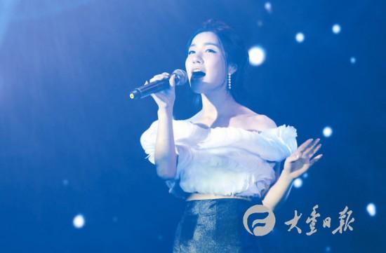 第六届韩国明星演唱会在盐城大丰上演 --人民网