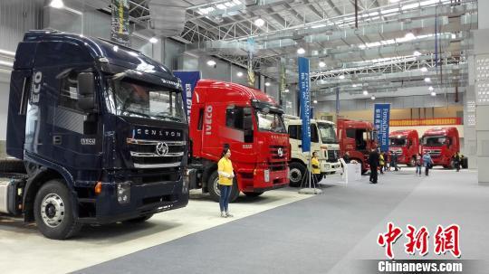 中国商用车博览会在重庆开幕900余家企业参展