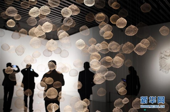墨西哥艺术家个展亮相上海国际艺术节