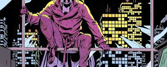 DC漫画《守望者》:连环漫画的崛起