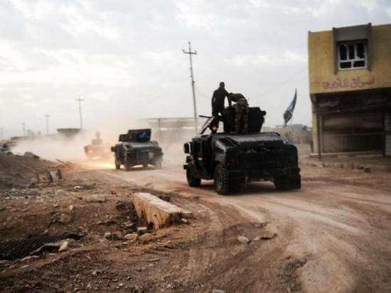 伊拉克政府军攻入摩苏尔 IS头目巴格达迪据信藏匿城内