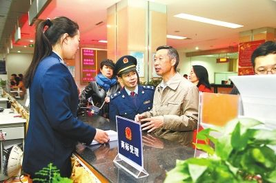 洛阳开通全省首个商标注册申请受理窗口 家门口就可以办