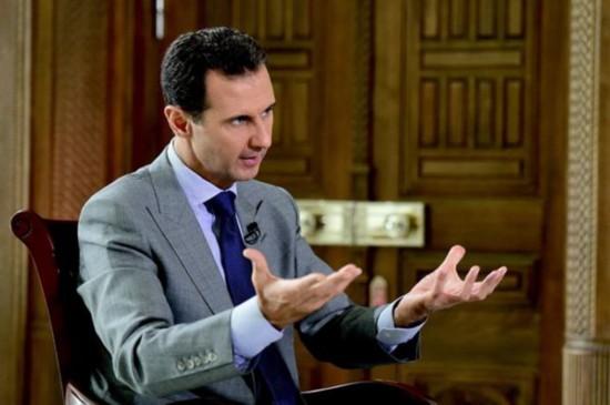叙利亚总统自信表态:牢牢掌握政权 拟执政到2021年