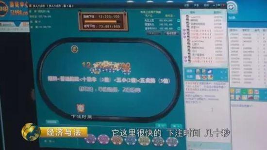 警方破获特大跨国网络赌博案 涉案金额4000亿