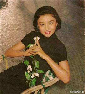 """香港演员夏梦去世 她是金庸笔下的""""神仙姐姐 ..."""
