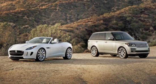 今年捷豹路虎汽车美国销量在所有豪华车品牌中涨幅最图片