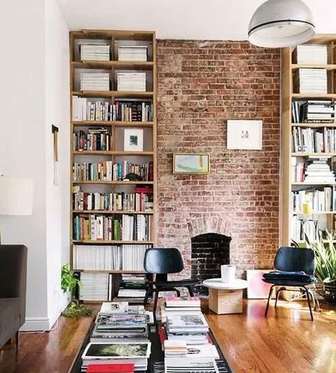 9种不一样的客厅设计 谁说客厅一定要放电视