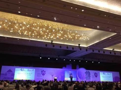 2016世界彩票大会在新加坡召开主题&quot决胜新世界&quot