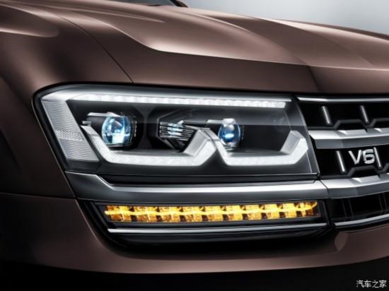 上汽大众 G-SUV 2017款 基本型