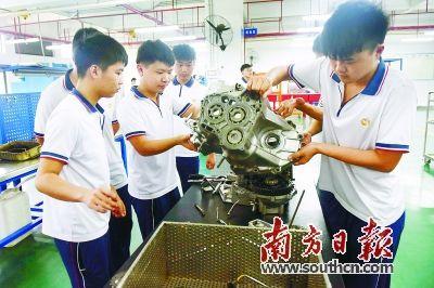 惠州正在编制包括职业教育在内的高等教育发展五年规划