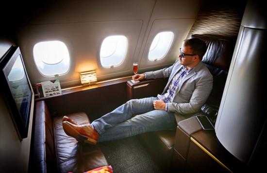 美国旅行达人仅花2765元奢华环游世界