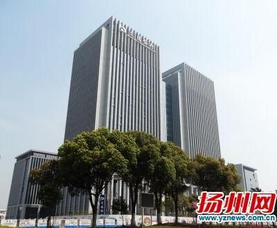 交行扬州金融服务中心明年运营 将提供2千岗位