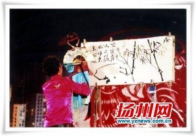 扬剧首度整团出国 赴法国表演《吴汉杀妻》
