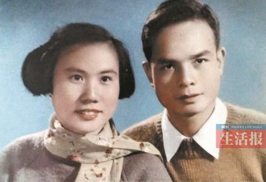50多年前情书是如何写的? 夫妻鸿雁传书成就金