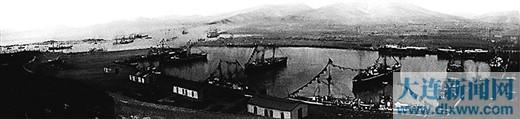 旅顺船坞大连最早出现的工业
