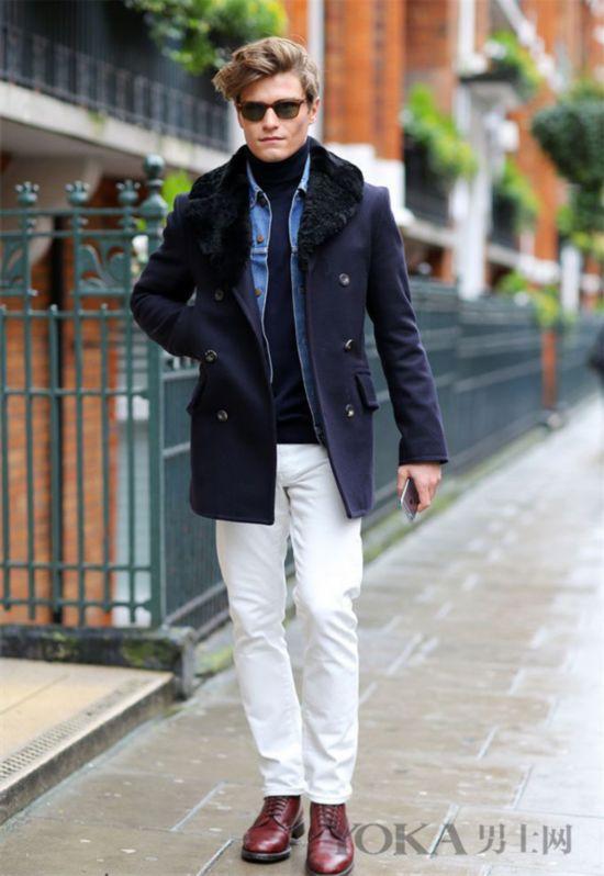 100个剁手箱型夹克的理由 15个帅气逼人的搭配
