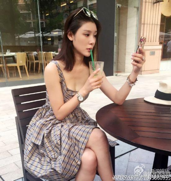 赵雅淇私照开扒:获09年环球旅游中国小姐冠军 曾是高虎女友