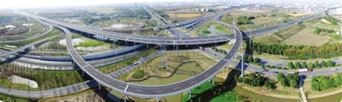苏州高速公路骨架形成 95%乡镇15分钟上高速