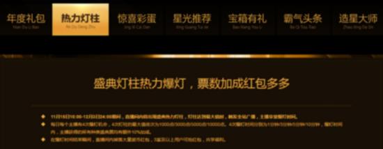 男神女神全线出击 网易BoBo2016年度盛典竟要撕X二十天