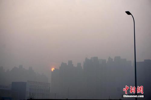 """时隔10天河北再下大气污染防治""""调度令"""""""