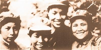 解放军史上唯一妇女作战师首战毙俘敌人50余人