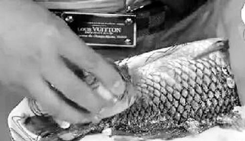 萝卜也能刮掉鱼鳞 是真的吗?